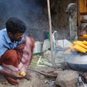 Příprava kukuřice