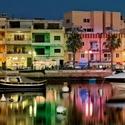 Nábřeží v Marsaskala, Malta