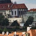 Z Karlova mostu, Pražský hrad