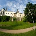 Přemyslovský hrad a Rezidence kapitulního děkana