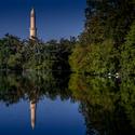 Minaret v zrcadle...