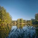 Podzimní rybník