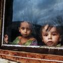 Romské děti