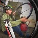 Náhled do garáže cyklisty