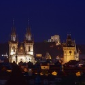 Noc nad Prahou