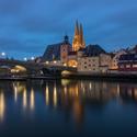 Dunaj v Regensburgu