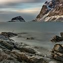 Zamrzlý fjord