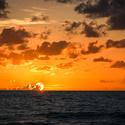 Východ na Miami Beach