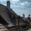 Střechy ve Štramberku
