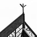 Moderní kostel z roku 1992-1994