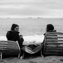U Černého moře v zimě III