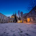 Zima v Brně