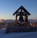 Ráno na Fichtelbergu