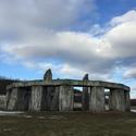 Stonehenge Mořinka