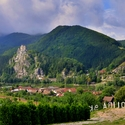 hrad Strečno