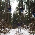 Krtek na lyžích