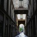 Barcelonské uličky