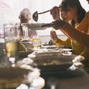 Nedělní oběd u babičky