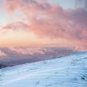 Zima na Pálavě