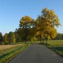 Zářijové ráno na jihu Čech