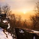 Zimní svítání