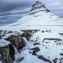 Nejznámější hora na Islandu