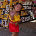 Thajská tanečnice
