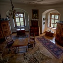 Hradní pokoj  na Bouzově (2)