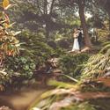 Svatba v Japonské zahradě