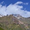 Mt.Kazbeg, hrajem si na schovávanou