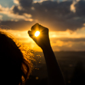Slunce v hrsti