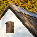 Střecha podzimu