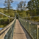 Most pod Šobesem