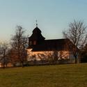 kostel sv. Klimenta v Jasenici