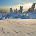 Konečně ta pravá zima v Beskydech