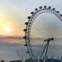 Podvečerní Londýn