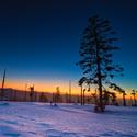 Po západu slunce