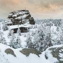 Jizera panoramatická