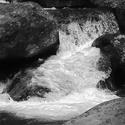 Studený potok ve Vysokých Tatrách