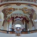 Barokní varhany v Břevnovském klášteře