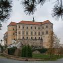 Podzimní zámek Mikulov