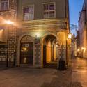 Večerní atmosfére v Gdaňsku