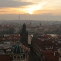 Výhled na Prahu