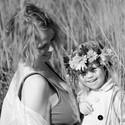 Elenka s mámou
