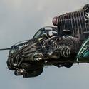 Alien Tiger Mi-24