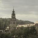 Zámecká věž #Agfafoto
