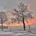 Zimní západovka
