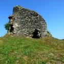 Hrad Ostrý, Františkov nad Ploučnicí