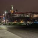 Wawel před odjezdem