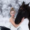 Baletka a kůň